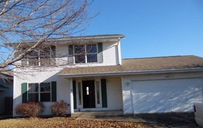 6378 Garrett Lane, Rockford, IL 61107 - MLS#: 09857615