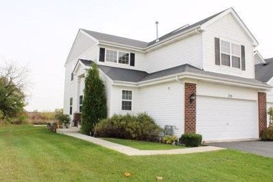 259 WILD MEADOW Lane, Woodstock, IL 60098 - #: 09857654