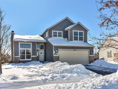 7410 Kenicott Lane, Plainfield, IL 60586 - MLS#: 09857821