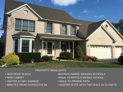 415 Grove Court, Batavia, IL 60510 - MLS#: 09857834