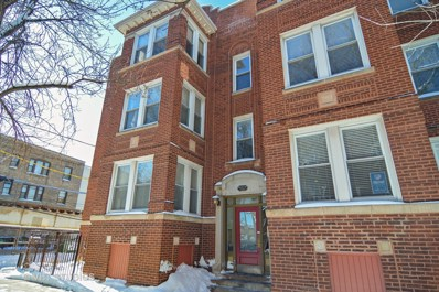 4652 N Campbell Avenue UNIT 3, Chicago, IL 60625 - #: 09857843