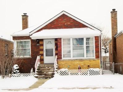 4918 S La Crosse Avenue, Chicago, IL 60638 - MLS#: 09857883
