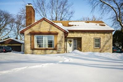 1844 187TH Street, Homewood, IL 60430 - MLS#: 09858013