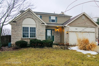 246 Dover Court, Sugar Grove, IL 60554 - MLS#: 09858021