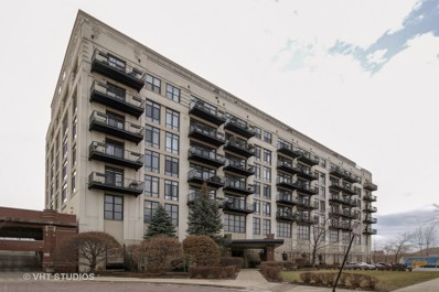 1524 S Sangamon Street UNIT 713, Chicago, IL 60608 - MLS#: 09858056