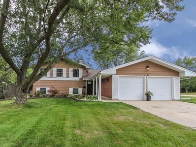 1400 Mayfield Lane, Hoffman Estates, IL 60169 - #: 09858065