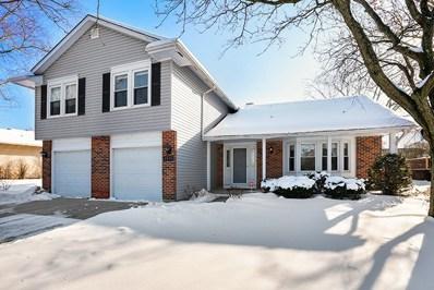 4035 N Parkside Drive, Hoffman Estates, IL 60192 - MLS#: 09858103