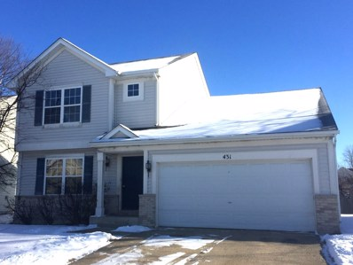 431 N Kelly Court, Romeoville, IL 60446 - MLS#: 09858168