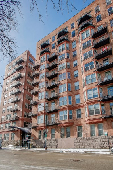 500 S Clinton Street UNIT 630, Chicago, IL 60607 - MLS#: 09858175
