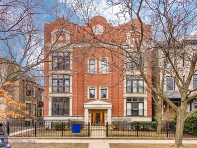 1412 W Cuyler Avenue UNIT 1W, Chicago, IL 60613 - MLS#: 09858558