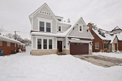 598 S Parkside Avenue, Elmhurst, IL 60126 - MLS#: 09858621