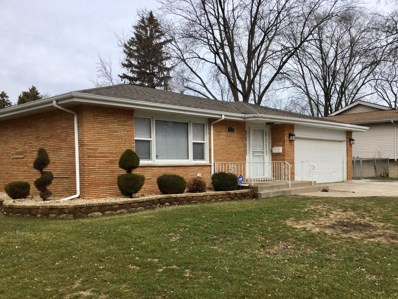 606 E 156th Place, South Holland, IL 60473 - MLS#: 09858811