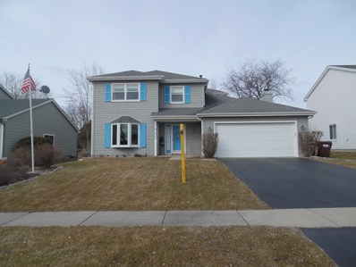 1520 CANDLEWOOD Drive, Crystal Lake, IL 60014 - MLS#: 09859124
