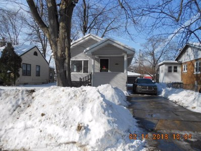 17046 WINCHESTER Avenue, Hazel Crest, IL 60429 - MLS#: 09859455