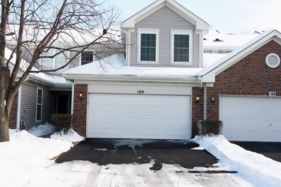 190 Millers Crossing UNIT 0, Itasca, IL 60143 - #: 09859586