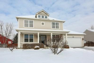 306 Kensington Drive, Oswego, IL 60543 - MLS#: 09859736
