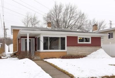 6616 Hazel Street, Morton Grove, IL 60053 - MLS#: 09859883