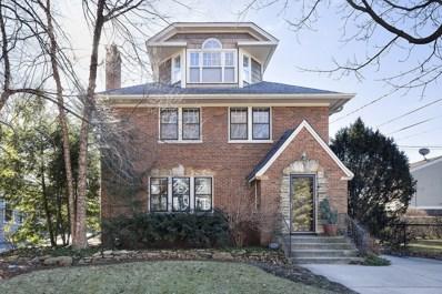 2135 Birchwood Avenue, Wilmette, IL 60091 - MLS#: 09860020