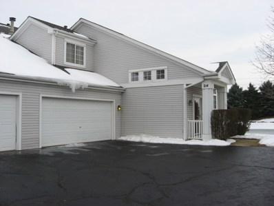 214 GRAYS Drive, Oswego, IL 60543 - MLS#: 09860087