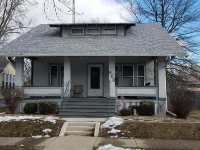 866 S Myrtle Avenue, Kankakee, IL 60901 - MLS#: 09860117
