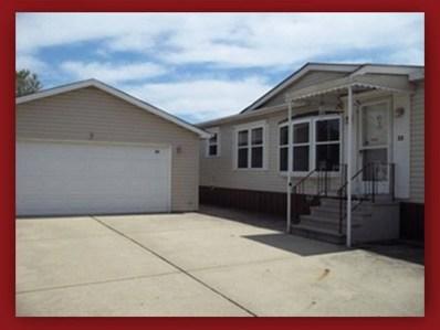 33 Petunia Circle, Matteson, IL 60443 - MLS#: 09860128