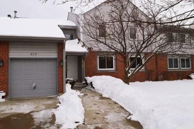 139 MORNINGSIDE Lane UNIT E, Buffalo Grove, IL 60089 - MLS#: 09860293