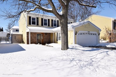 520 Waterbury Lane, Roselle, IL 60172 - MLS#: 09860384