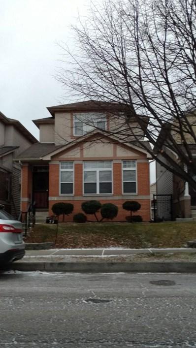 73 E 89TH Street, Chicago, IL 60619 - MLS#: 09860400