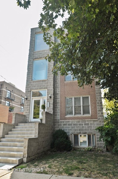 1616 N Bell Avenue UNIT A, Chicago, IL 60647 - MLS#: 09860565