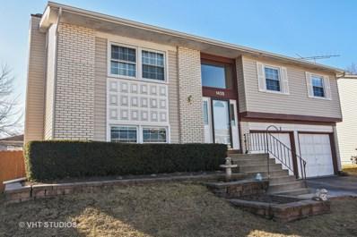 1425 W Stone Harbor Drive, Hoffman Estates, IL 60192 - MLS#: 09860614