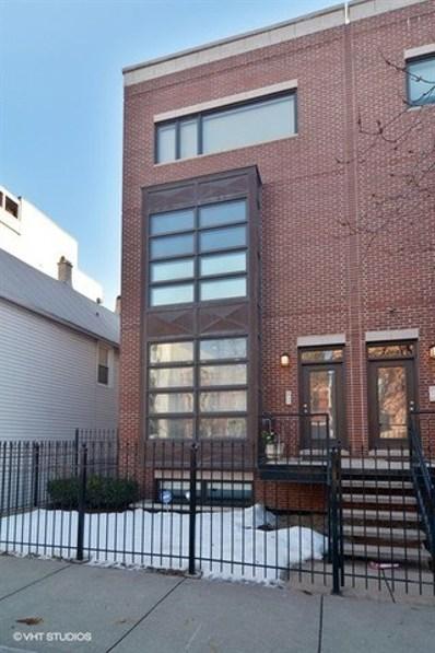 2233 W LYNDALE Street UNIT A, Chicago, IL 60647 - MLS#: 09860729