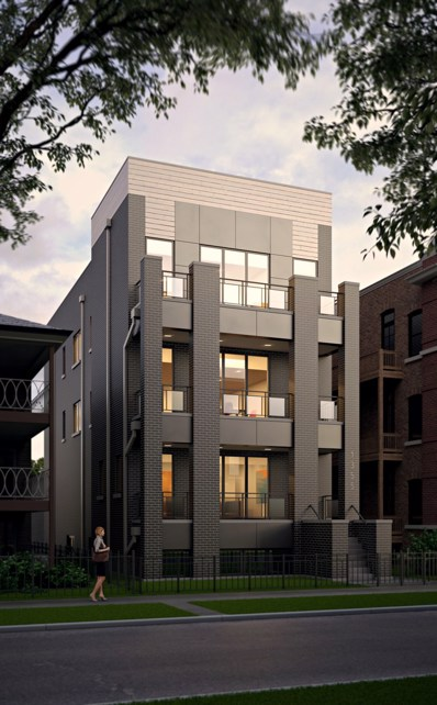 1355 W Winnemac Avenue UNIT 3, Chicago, IL 60640 - MLS#: 09860746