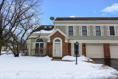 2526 E HUNTER Drive UNIT 2526, Arlington Heights, IL 60004 - MLS#: 09861133