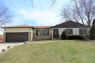 135 N Norman Drive, Palatine, IL 60074 - MLS#: 09861372