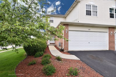 1129 COVENTRY Circle UNIT 1129, Glendale Heights, IL 60139 - #: 09861436