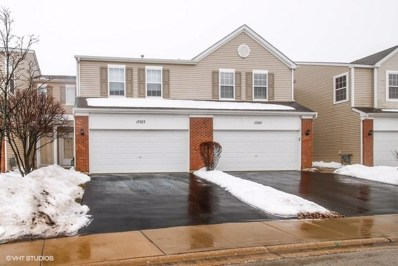 15323 Kenmare Circle, Manhattan, IL 60442 - MLS#: 09861500