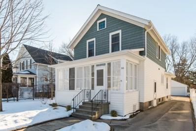 541 N 6th Street, Dekalb, IL 60115 - MLS#: 09861541
