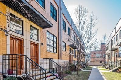 2060 N Stave Street UNIT 3, Chicago, IL 60647 - MLS#: 09861546