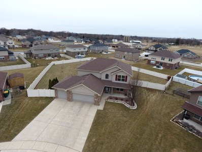 24323 Illini Court, Manhattan, IL 60442 - MLS#: 09861625