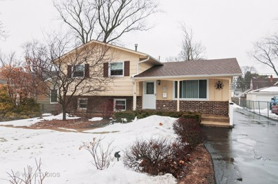 1323 Campbell Avenue, Wheaton, IL 60189 - MLS#: 09861689