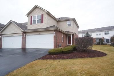 2763 Foxwood Drive UNIT 2763, New Lenox, IL 60451 - MLS#: 09861706
