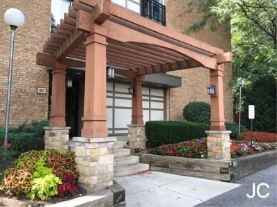 1811 Four Lakes Avenue UNIT 1J, Lisle, IL 60532 - MLS#: 09861961