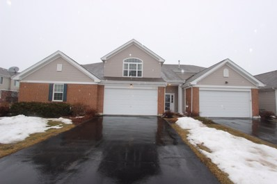 1038 CARRICK Lane UNIT 22-2, Mchenry, IL 60050 - #: 09862149