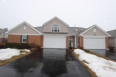 1038 CARRICK Lane UNIT 22-2, Mchenry, IL 60050 - #: 09862149