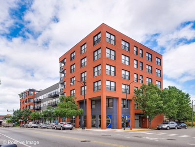1601 S Halsted Street UNIT 401, Chicago, IL 60608 - MLS#: 09862222