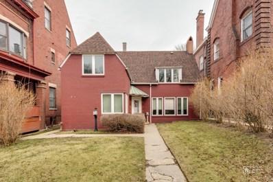 5527 S Woodlawn Avenue, Chicago, IL 60637 - MLS#: 09862286