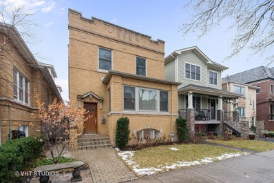 3857 N Oakley Avenue, Chicago, IL 60618 - MLS#: 09862353
