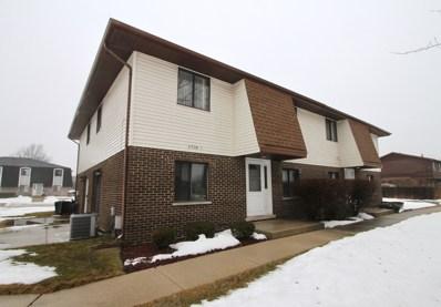 8520 STEVEN Place UNIT 1, Tinley Park, IL 60487 - MLS#: 09862441