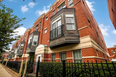 1414 S Halsted Street UNIT 2A, Chicago, IL 60607 - MLS#: 09862493