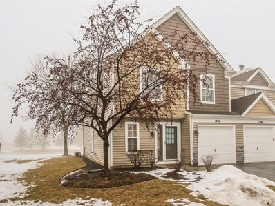 1790 Pebble Beach Circle, Elgin, IL 60123 - MLS#: 09862550